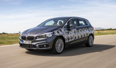 BMW Série 2 Active Tourer Plug-in Hybrid : les photos