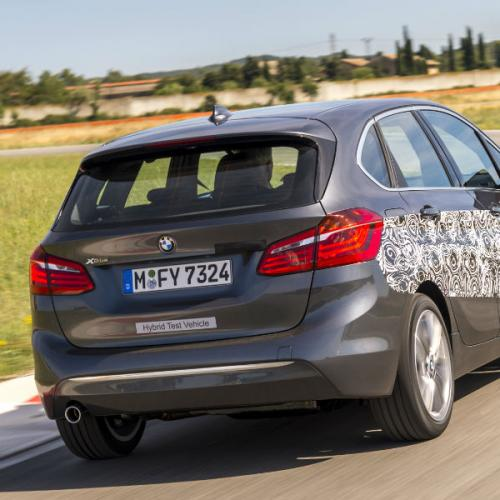 BMW Série 2 Active Tourer Plug-in Hybrid : les photos