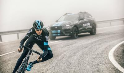 Jaguar F-Pace : les photos du prototype