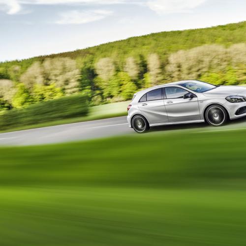 Mercedes Classe A Restylée : toutes les photos