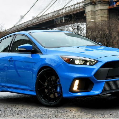 Ford Focus RS 2015 : Les photos