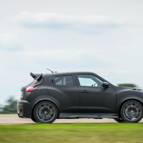 Nissan Juke-R 2.0 : Les photos du concept