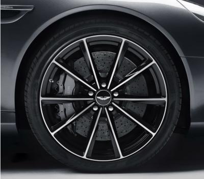 Aston Martin DB9 GT : Les photos