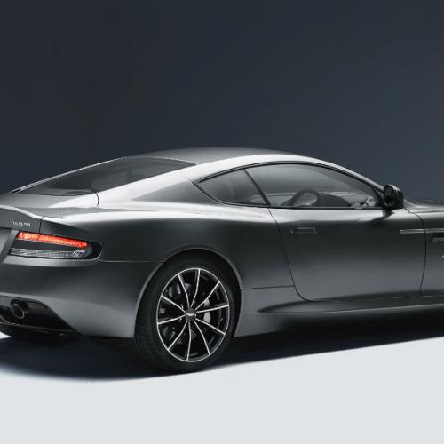 Aston Martin DB9 GT : Les photos