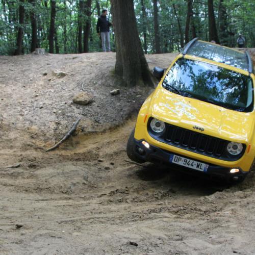 Jeep Academy : Les photos de la journée