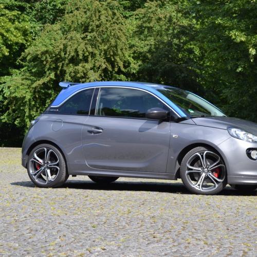 Essai Opel Adam S