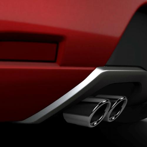 Dacia Sandero RS : Les photos
