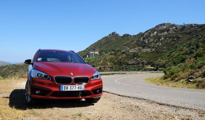 Essai BMW Série 2 Gran Tourer