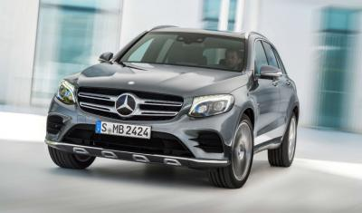 Mercedes GLC : Toutes les photos