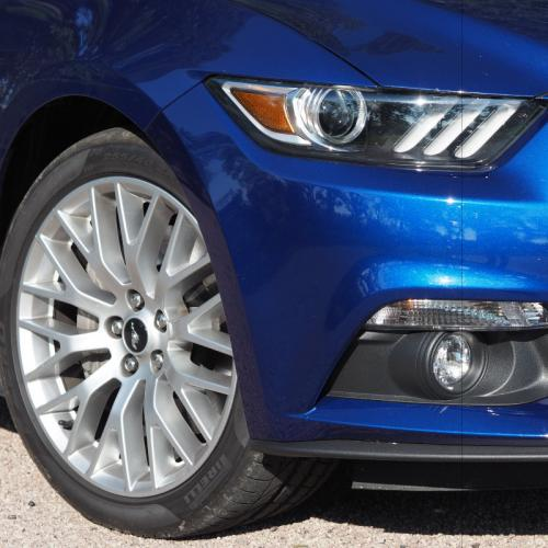 Essai Ford Mustang