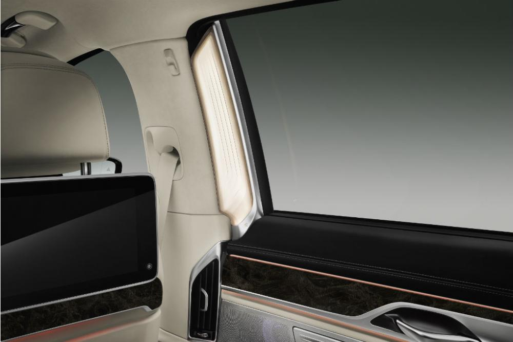 Nouvelle BMW Série 7 : Les photos officielles