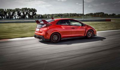 Honda Civic Type R 2015 : Encore plus de photos