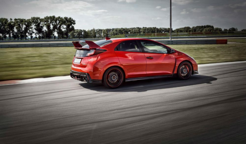 Honda Civic Type R 2015 : Encore plus de photos