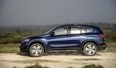 BMW X1 2015 : Toutes les photos