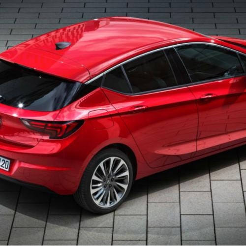 Opel Astra 2015 : Les photos (bis)
