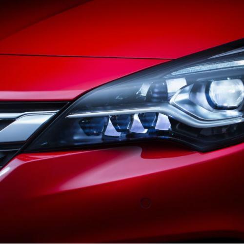 Opel Astra 2015 : Les photos (bis)