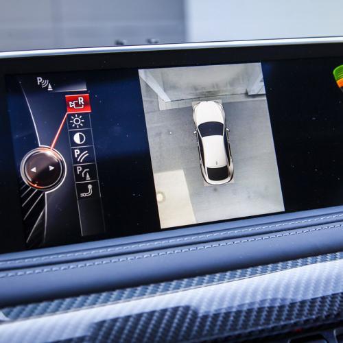 Essai BMW X6 M