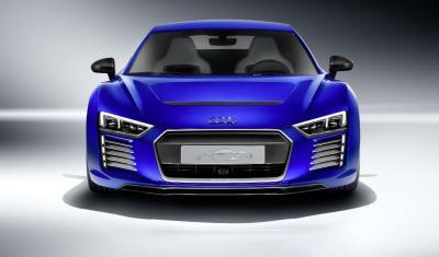 Audi R8 e-tron : La supercar électrique qui se conduit toute seule (ou presque)
