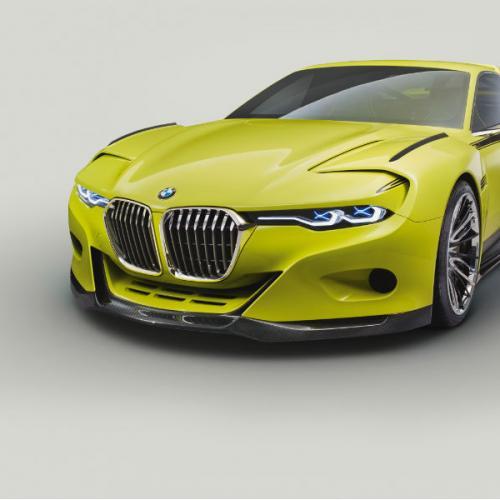 BMW 3.0 CSL Hommage: Toutes les photos