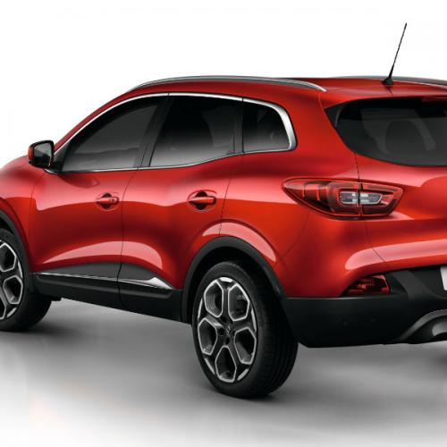 Renault Kadjar: Encore plus de photos