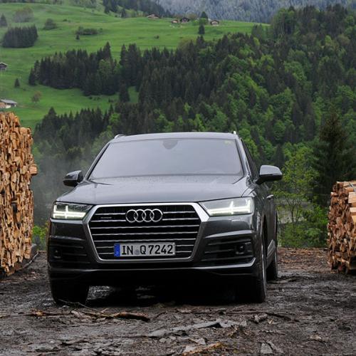 Essai Audi Q7