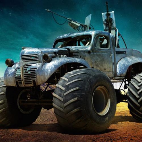 Les voitures de Mad Max Fury Road