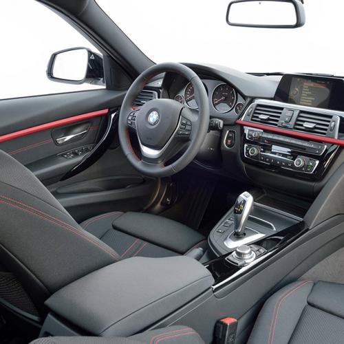 BMW Série 3 restylée