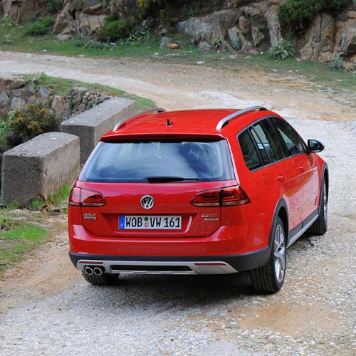Essai Volkswagen Golf Alltrack