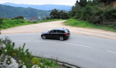 Essai BMW Série 1