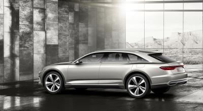Audi Prologue Allroad (Shanghai 2015)