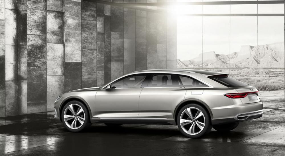 Audi Prologue Allroad (Shanghai 2015)