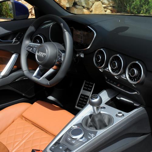 Essai Audi TT roadster