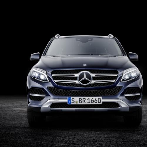Mercedes GLE