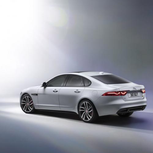 2015 Xf Jaguar: Jaguar XF 2015 : Révolution De Salon