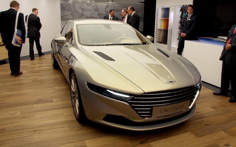 Albums Photos Aston Martin Lagonda Taraf Genve 2015