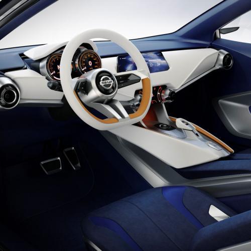 Salon de Genève 2015 : Nissan Sway