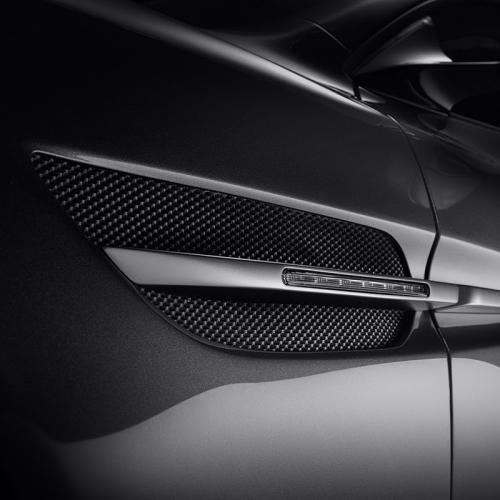 Aston Martin Thunderbolt par Fisker