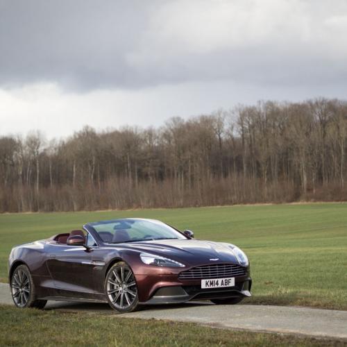 Essai Aston Martin Vanquish