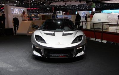 Lotus Evora 400 Genève 2015