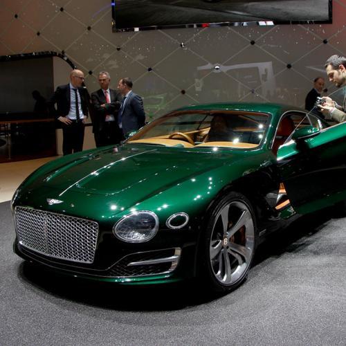 Bentley EXP-10 Speed 6 Genève 2015