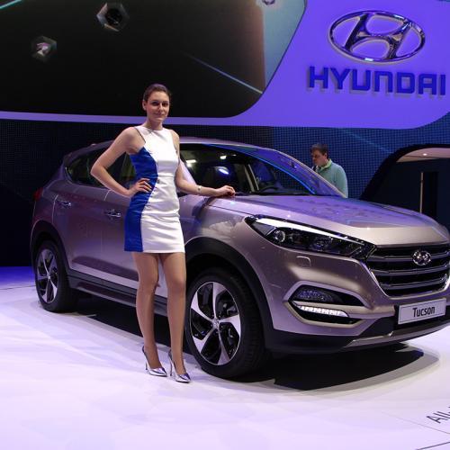 Hyundai Tucson Genève 2015