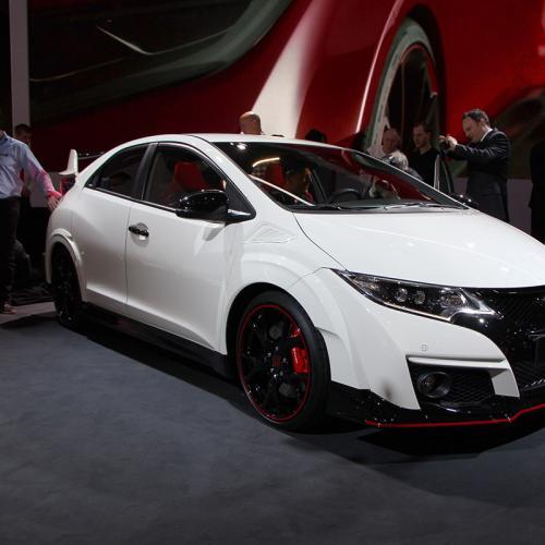 Honda Civic Type R Genève 2015