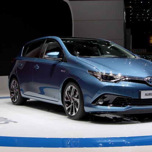 Toyota Auris Genève 2015