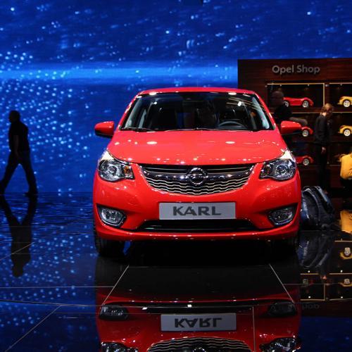 Opel Karl Genève 2015