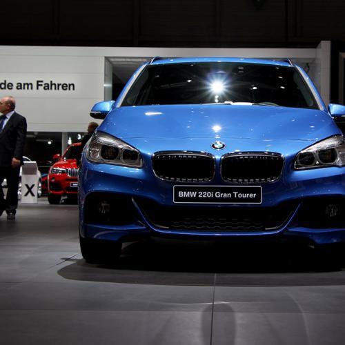 BMW Gran Tourer Genève 2015