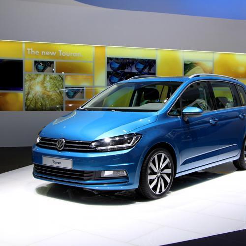 Volkswagen Touran Genève 2015