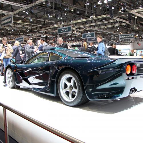 McLaren 675 LT Genève 2015