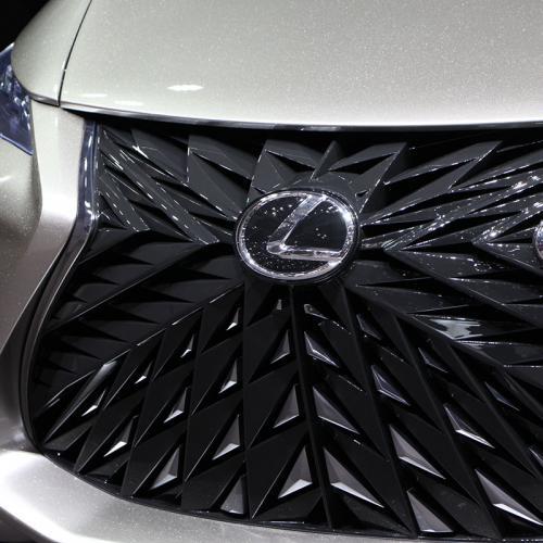 Lexus LF-SA Genève 2015