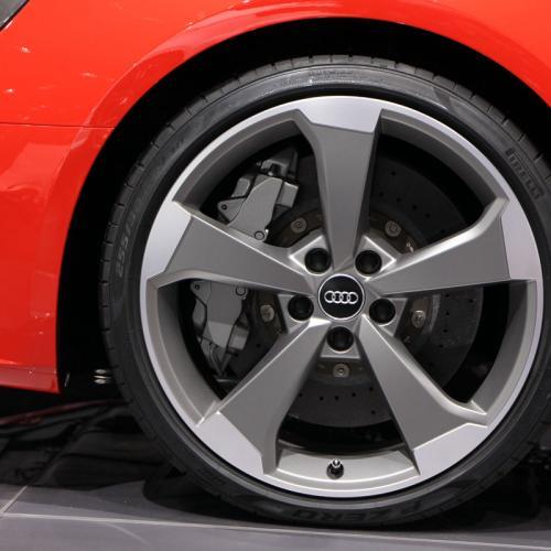 Audi RS3 Genève 2015