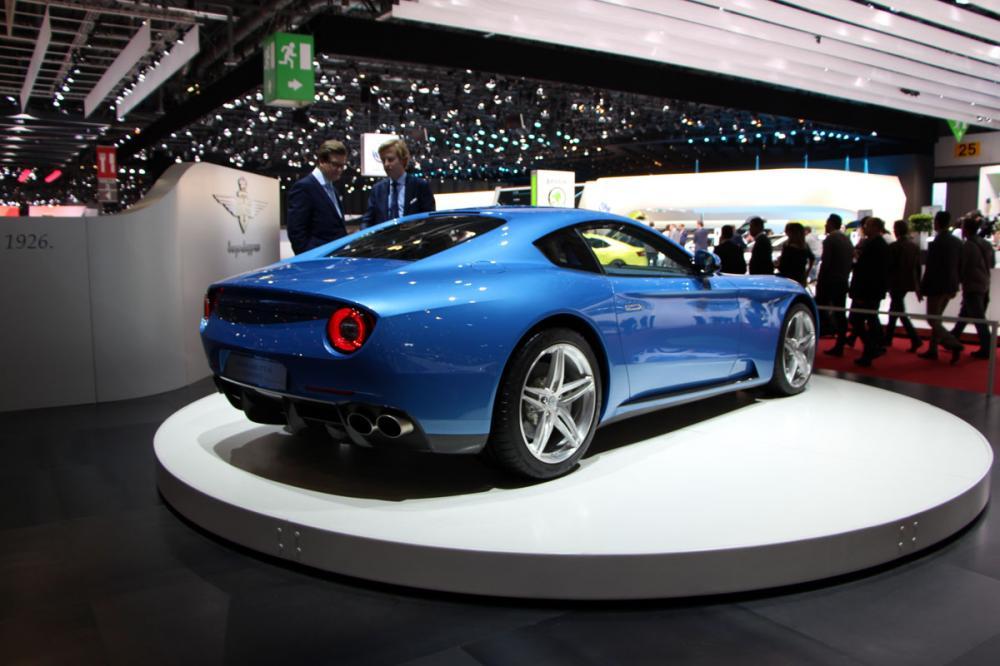 Ferrari Touring Berlinetta Lusso
